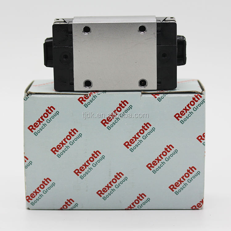 Bosch Rexroth R167181310 Runner Block Ball Rail Carriage