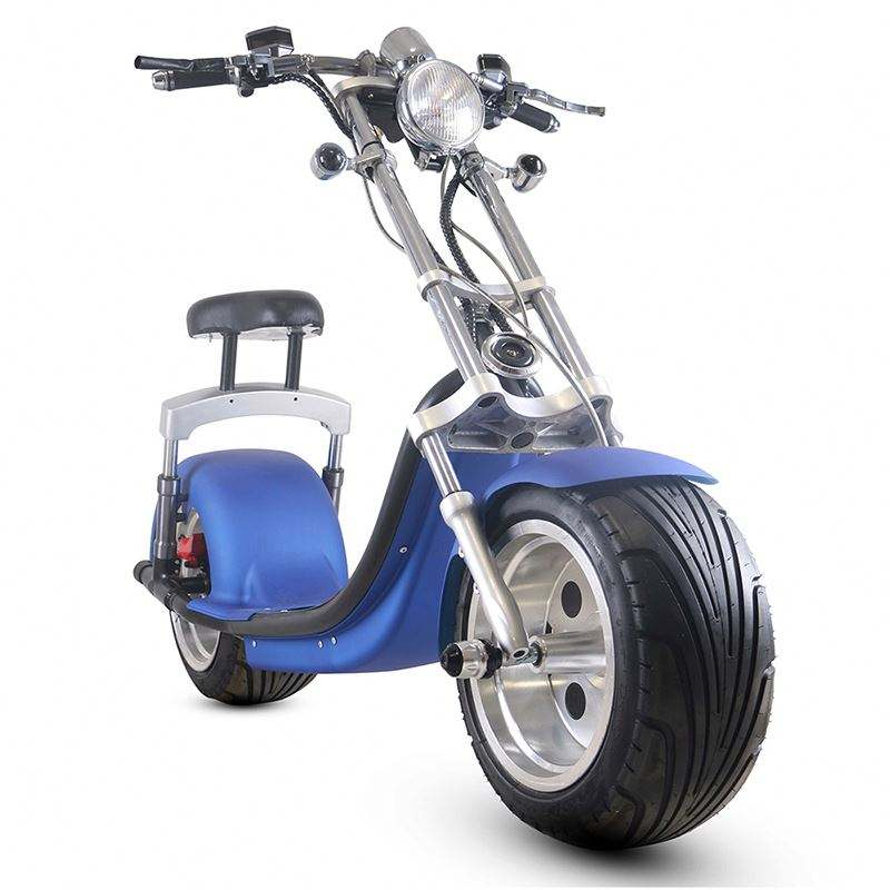 SC14 europe stock coc approved 2 wheel stand up electric scooter motorcycle citycoco 2019
