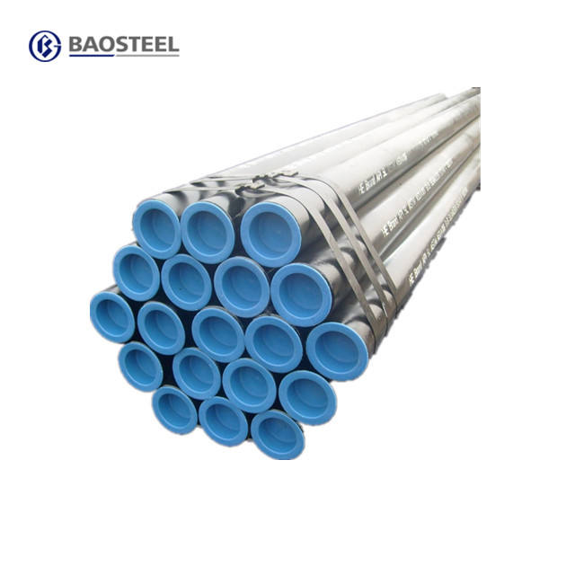 Astm a106 sch 160 seamless pipes DIN17175 boiler pipe A210C boiler seamless steel pipe