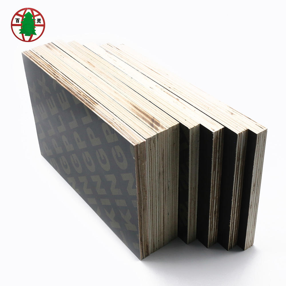Concrete Formwork Film Faced Plywood for Construction