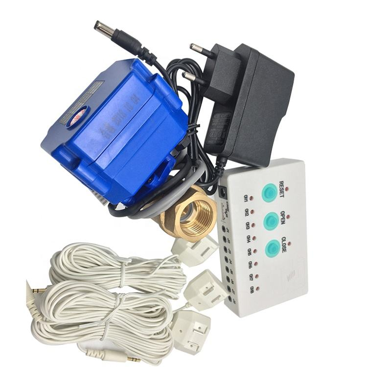 water tank leak detector detection proof leak alarm system water protection water leakage proof valve
