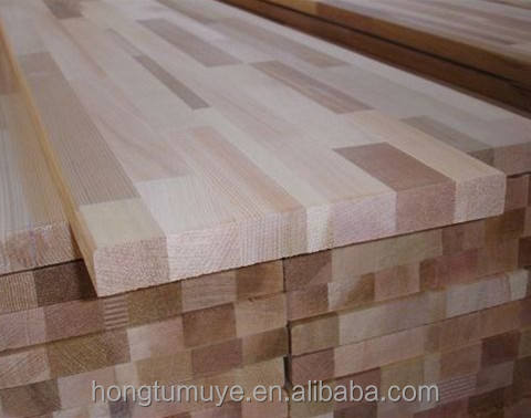 Decorative Finger Joint wood Board Finger Joint wood panel