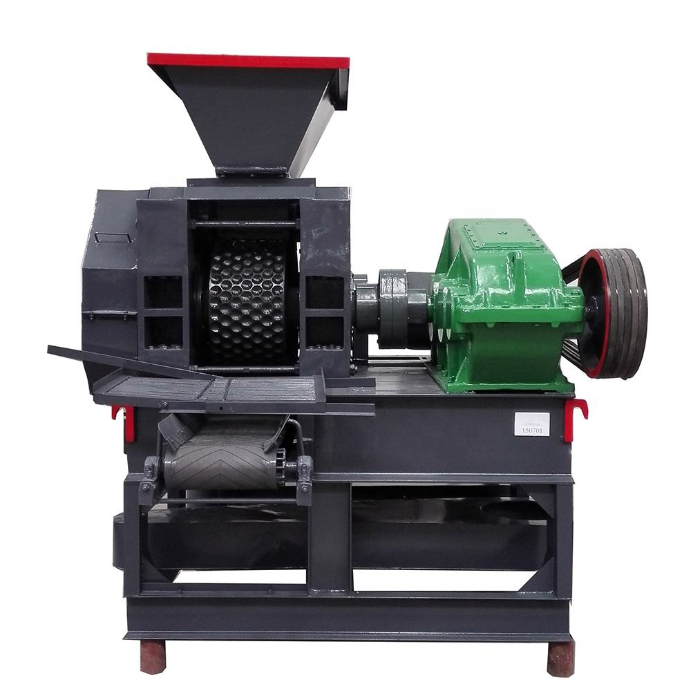 Wood chips sawdust briquettes ball press briquette machines price