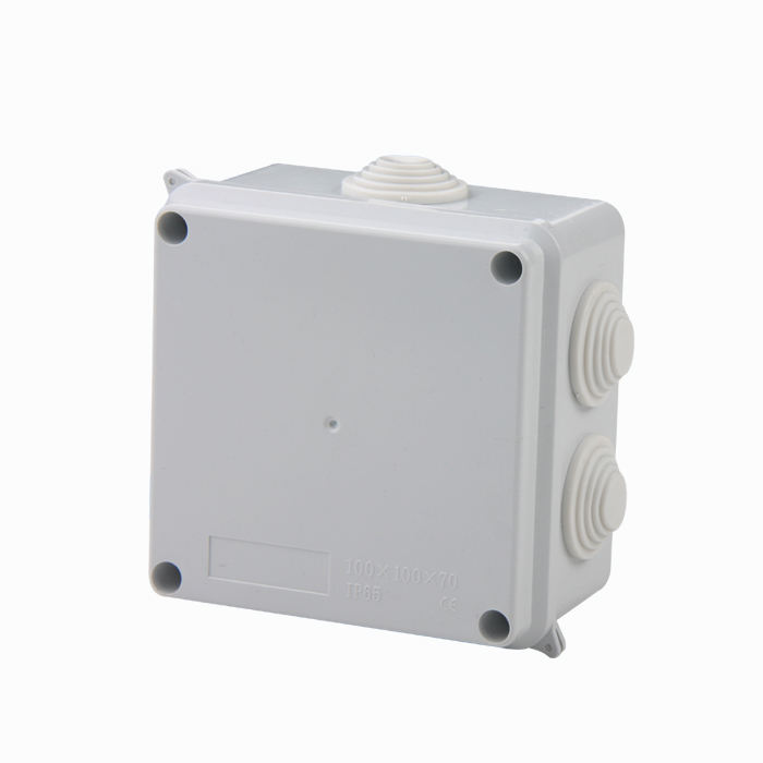 wall mounting RT series pvc 4x4 junction box
