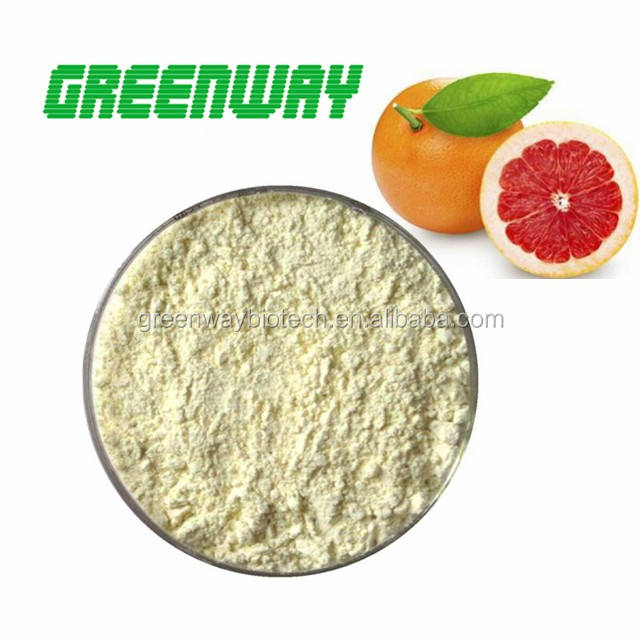 Supply High Quality Citrus Paradisi Extract / Grapefruit Seed Extract Powder/Naringin