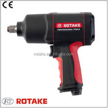 Heavy Duty 1/2'' inch Pneumatic Impact Wrench with Composite Motor Housing