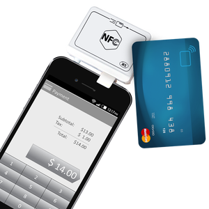 Eksternal ACR35 NFC Mobilemate Card Reader