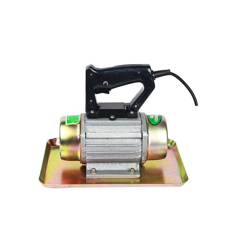 Hand Held Surface Electric Cement Concrete Vibrating Concrete Trowel Plate Vibrator Machine