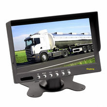 Super Slim Bus Monitor 24V Coach Monitor Lcd Car Monitor Support MP5/USB/SD