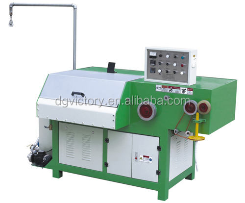 Zero wire breakage Solder wire drawing machine,No wire Breaking wire drawing machine,metal wire drawing machine