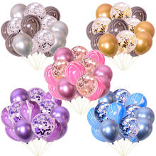 2019 trending amazon Latex Material and Birthday Festival Balloon Garland Kit