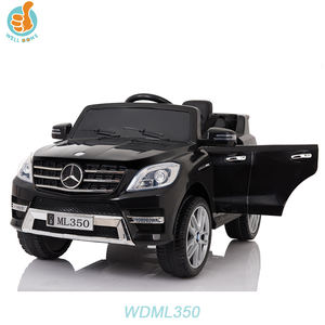 WDML350 High Quality Great Licensed Electric Car Kids Ride On Toys With RC