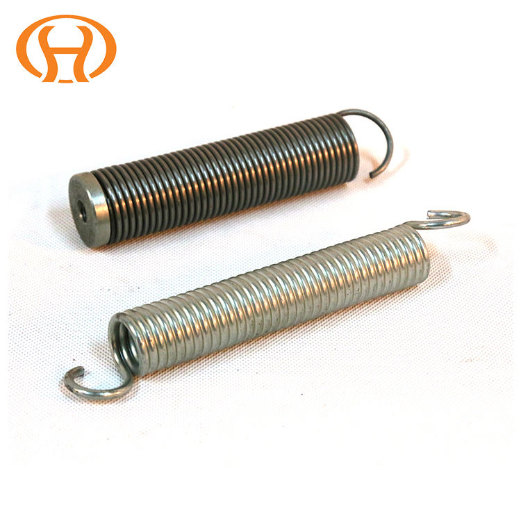 Stainless steel 인코넬 (inconel) 718 tension coil springs