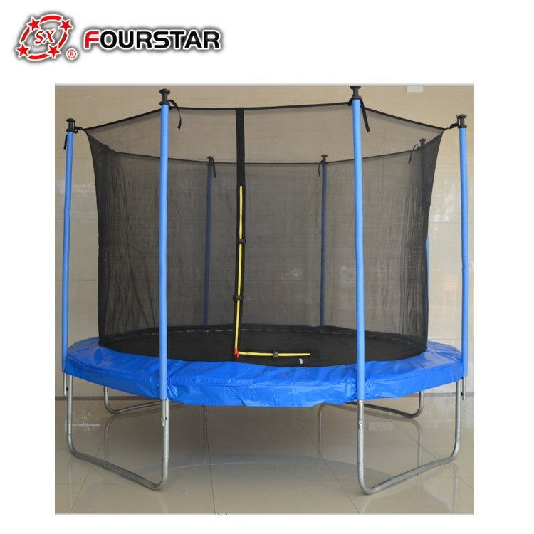 4 star XXL Trampoline 3,66 M (12 FT) for outdoor jumping play kids