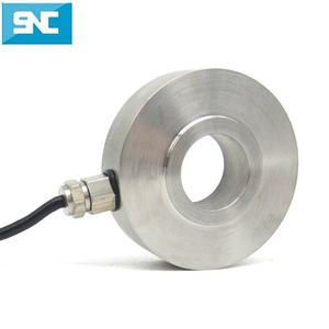 SC220 through hole donut washer load cell 100kg 500kg 1ton 5ton load washer load cell
