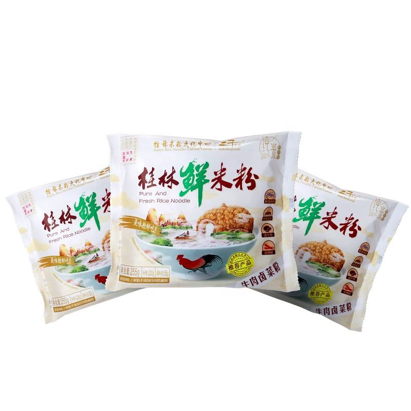 355*240*260mm Organic Rice Vermicelli Starch Rice Snack Instant Noodle