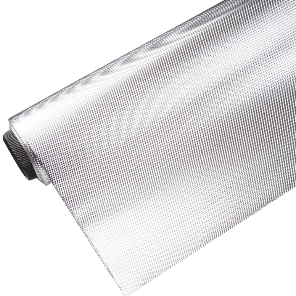 Highly Reflective 7 Mil Mylar Film Roll 4 FT X 100 FT Diamond Film Foil Roll in stock