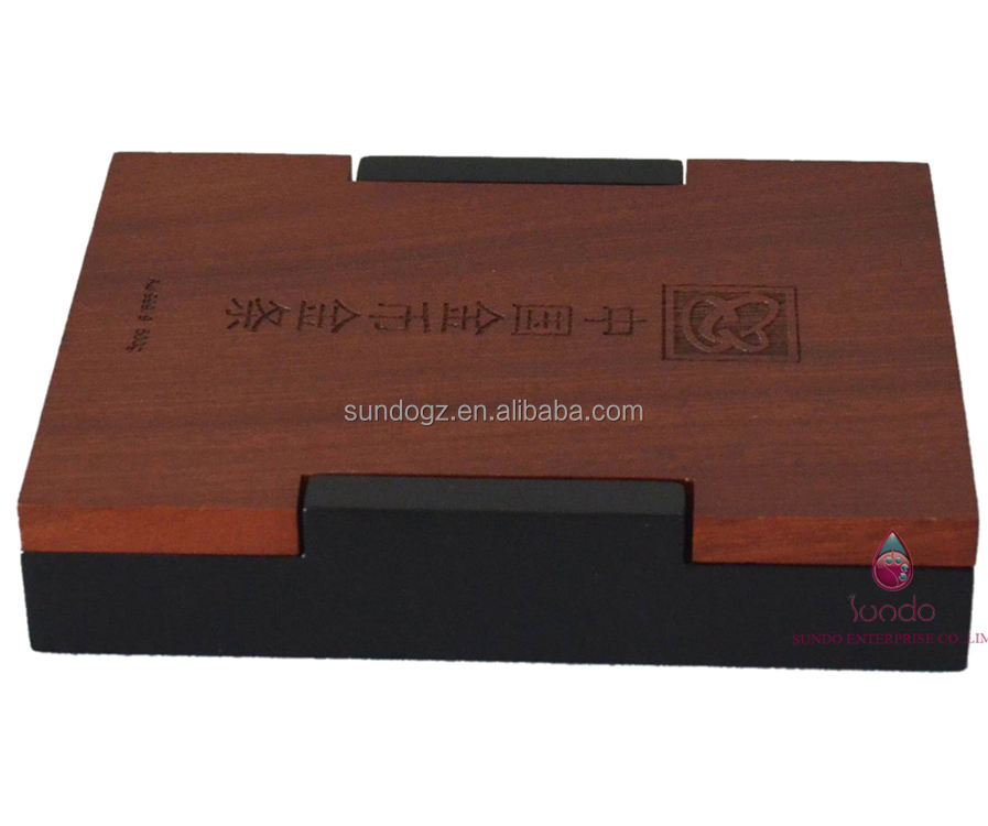 custom wooden 24k gold silver collection gift coin box
