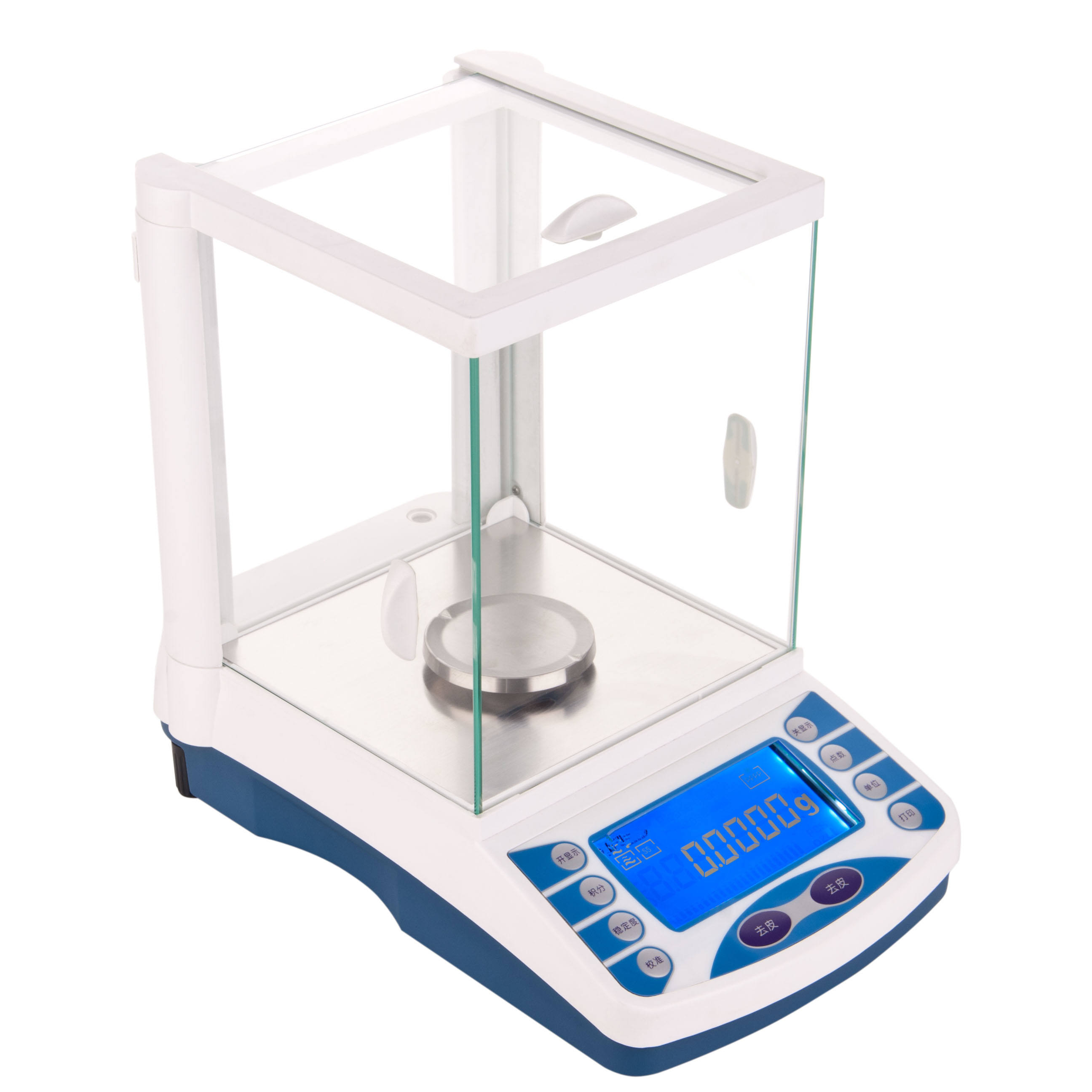 Internal Calibration Electric Weighing Scale/Electronic Analytical Balance/ Lab Precise Balance Cheap Price - MSLYK Series