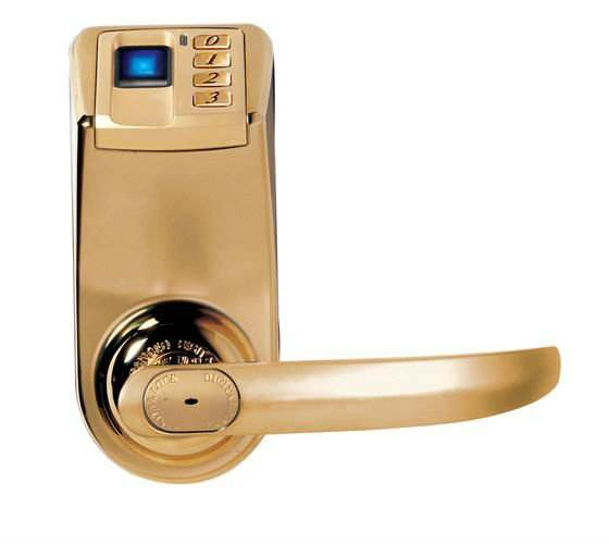 HF LA9 Small and Safe Intelligent Fingerprint Lock
