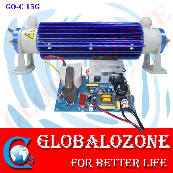 Factory price air and water cooling 15G 25G 60G ozone generator kit assembled for ozone water treatment equipment