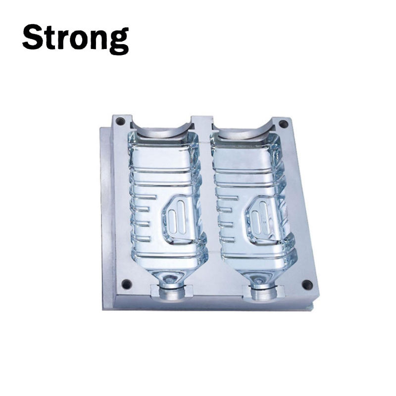 Custom blow molding plastic bottle mould