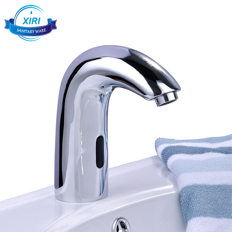Automatic sensor faucet auto stop faucet with sensor faucet for bathroom XR8845