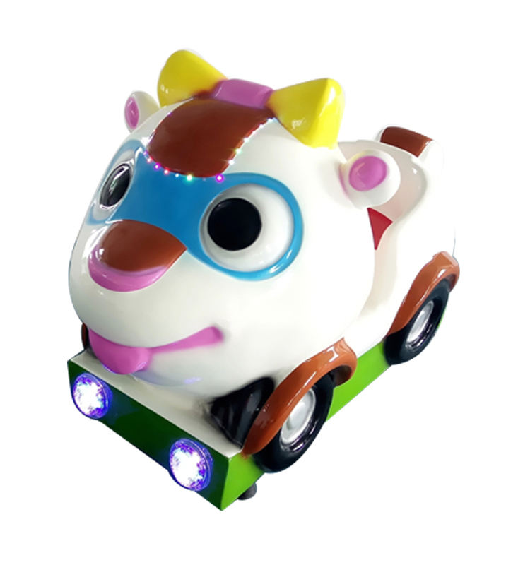 LCD video swing auto kiddie rider