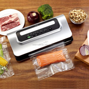 Sea-maid Amazon multi-fonction alimentaire scellant sous vide machine à emballer avec rouleau de sac