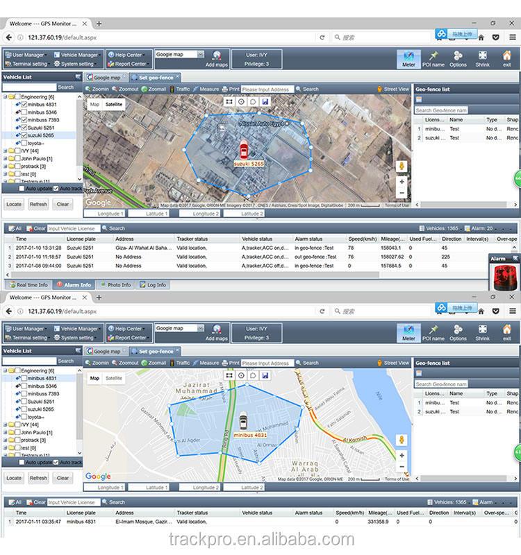 Para el dispositivo gps tracker QUECLINK GV200, GMT100, GV200G, <span class=keywords><strong>GV300</strong></span>, GV300C, GV500, gps sistema de seguimiento de software