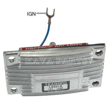 New Voltage Regulator For Leece Neville 2300 2800jb Series