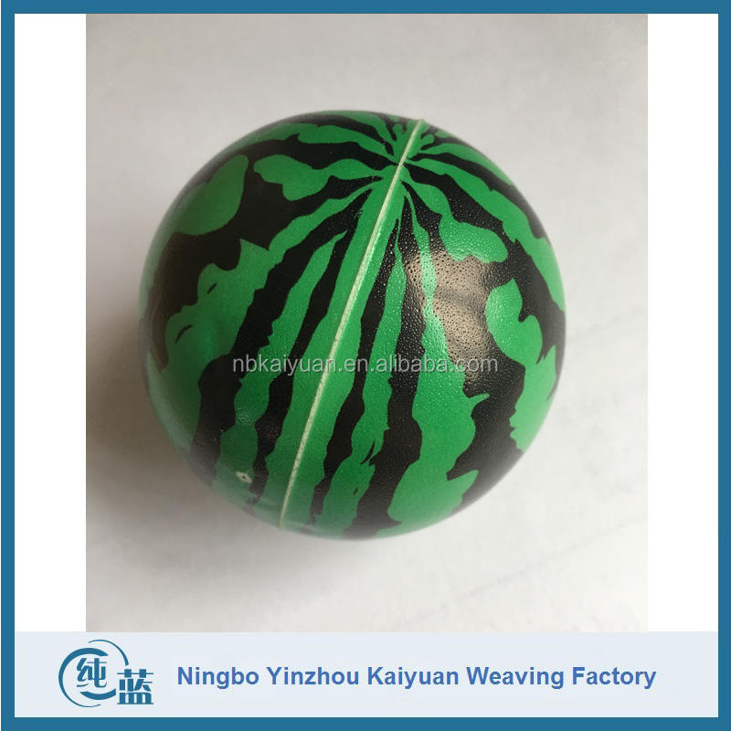 PU anti-stress ball, PU giocattolo, palla antistress