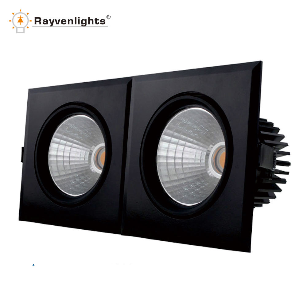 Factory Custom OEM 15W single lamp LED grille light
