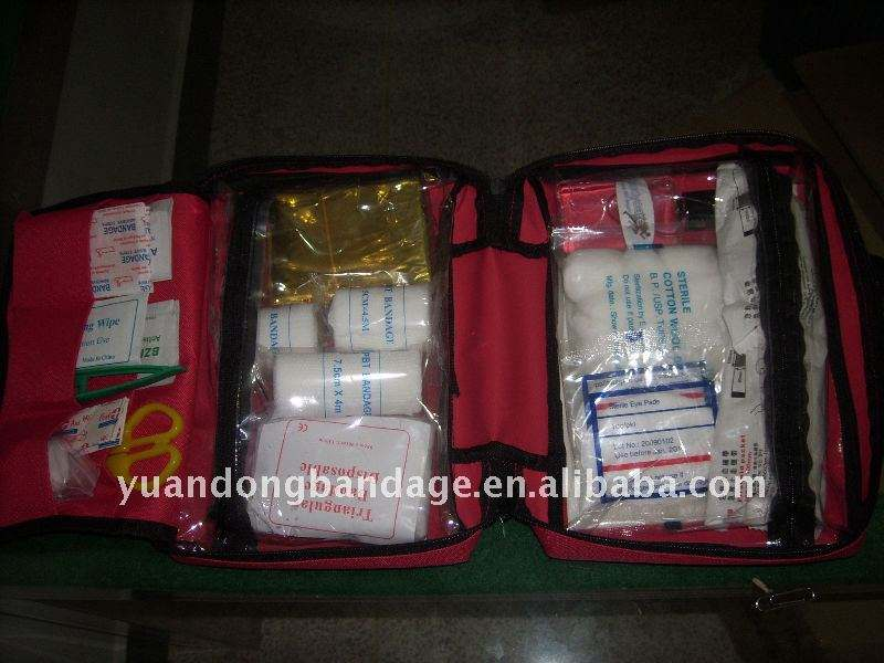 in door first aid kit bag