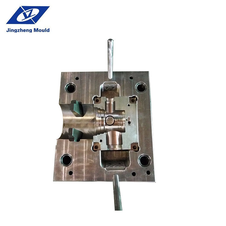 Low price precision small plastic injection molding machine pvc pipe fitting mould