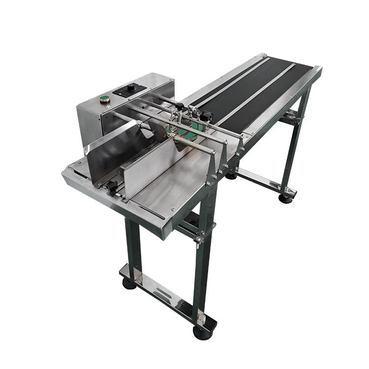 High Speed Friction Feeder Belt paging system adjustable paging conveyor