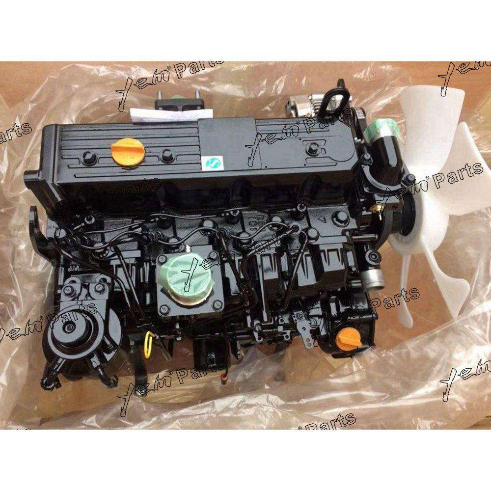4TNE98 Complete Engine Assy For Yanmar Engine