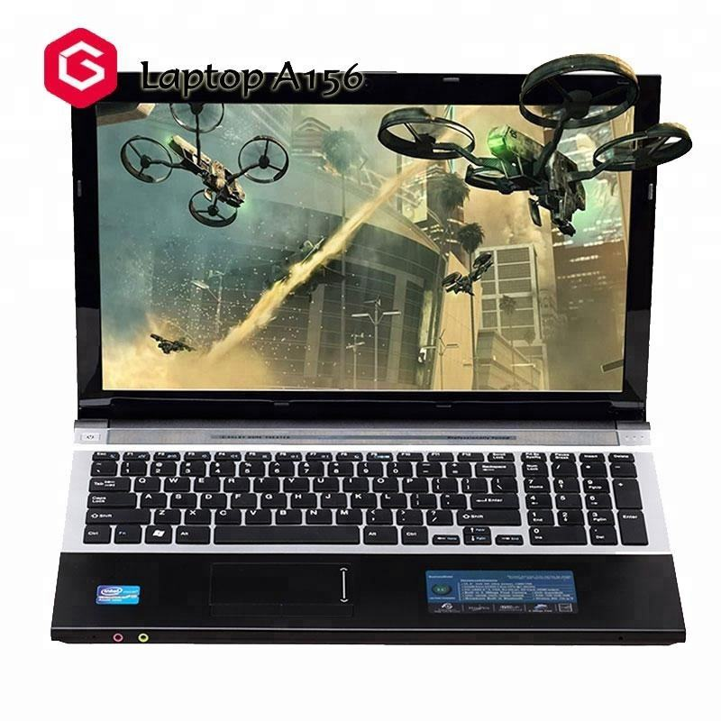 Laptop Mini Cina Warna-warni Netbook 15.6 Inci Laptop Murah Komputer Laptop Gaming Murah