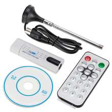 USB 2.0 Digital DVB-T/T2 SDR+DAB+FM HDTV TV Tuner Receiver Stick SG