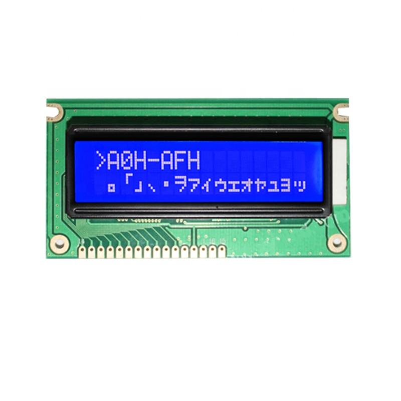 Usb módulo de display lcd 16x2