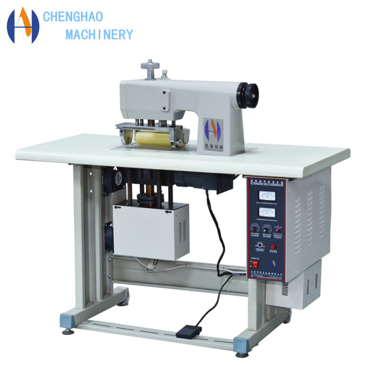 Direct Manufacture High Quality Factory Supply Ultrasonic Lace Sewing Machine,CE Certification