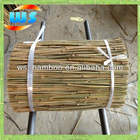 Used for the gardening bamboo cane 60cm 8/10mm