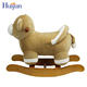 Fast Delivery Rocking Horse Toy Bear Rocking Toy From China Kids Plush Toy