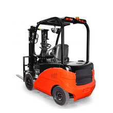 REDDOT 2.5 ton Four Wheel Electric Forklift truck with AC power