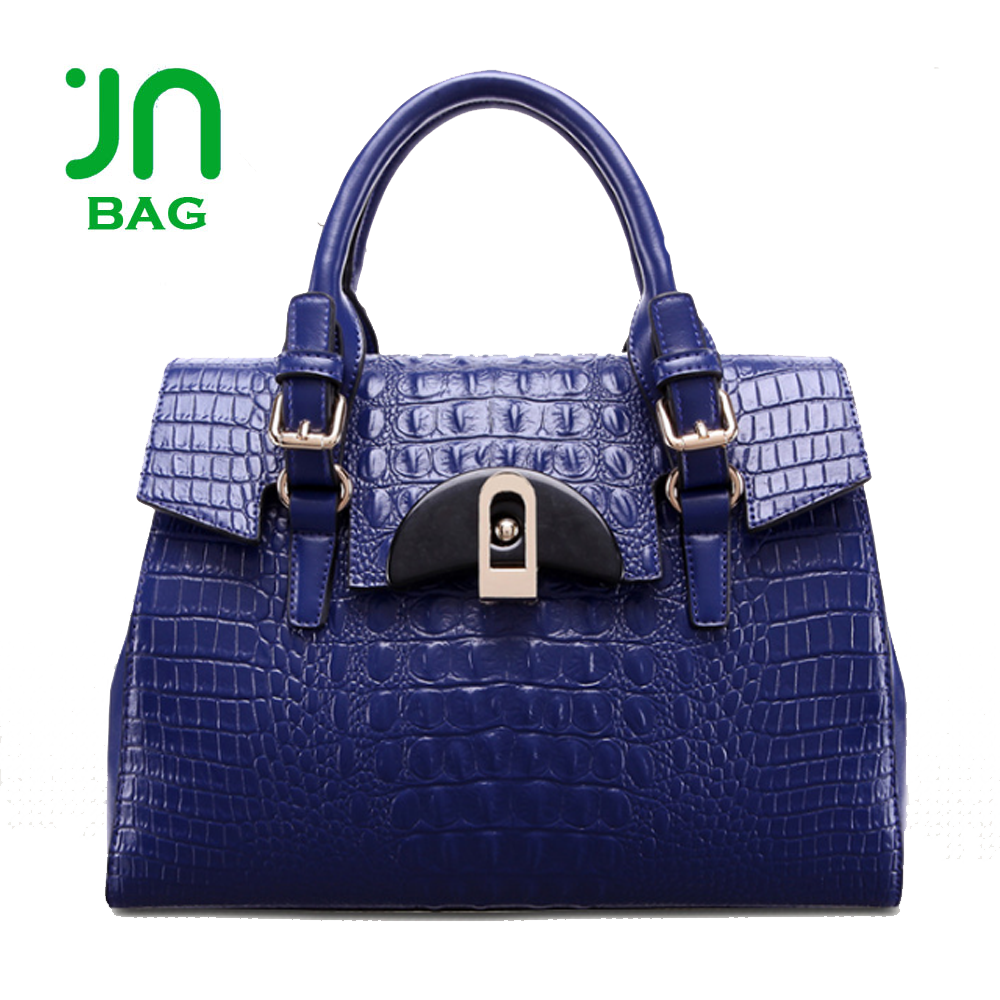 JIANUO bags latest design handbags Woman genuine leather handbags