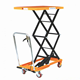 China Power Portable Mini Electric Scissor Lift Table Hydraulic Scissor Lift Trolley