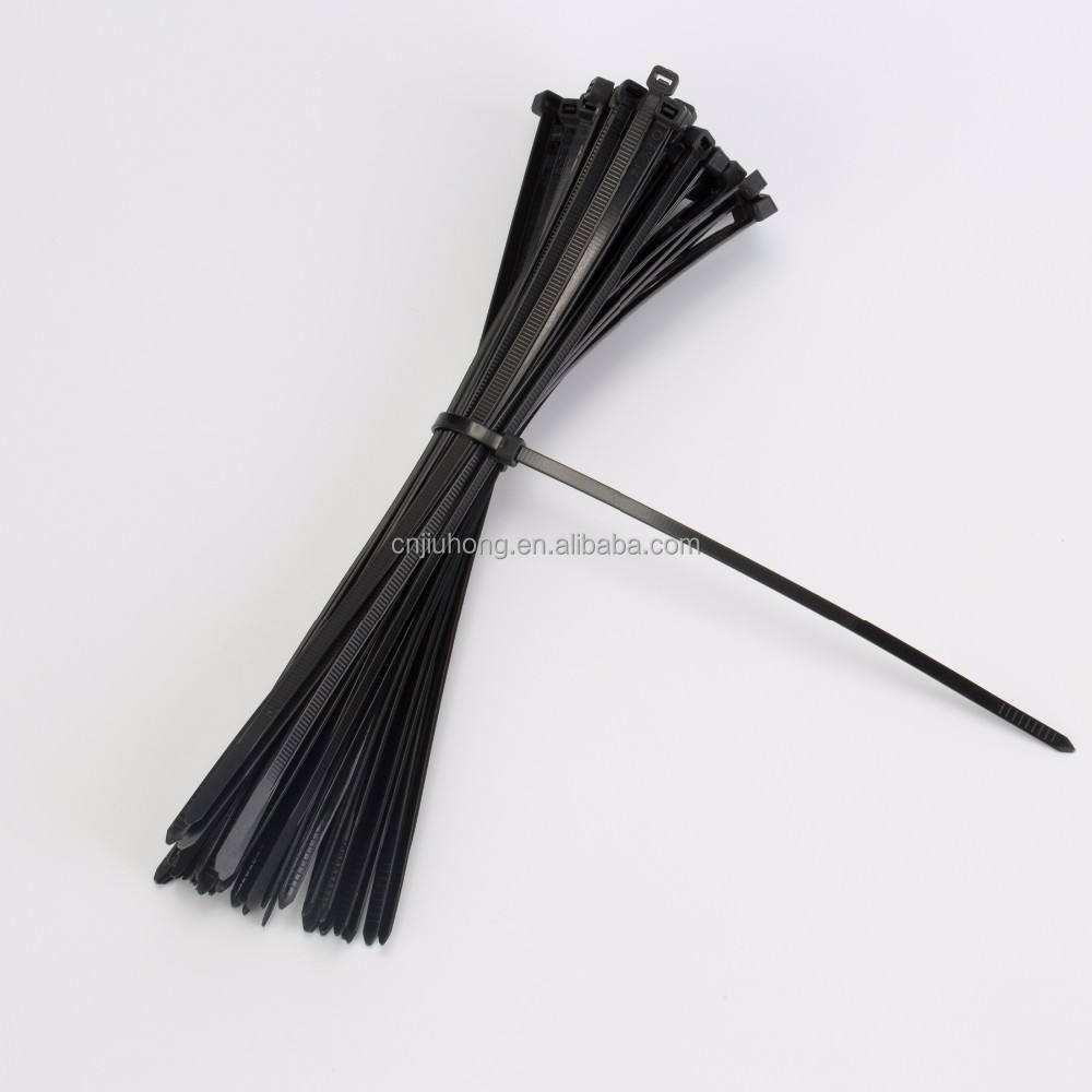 Free sample 60mm 100mm 200mm 300mm 400mm 500mm 600mm 700mm 800mm 1000mm length zip tie PA66 self locking cable tie