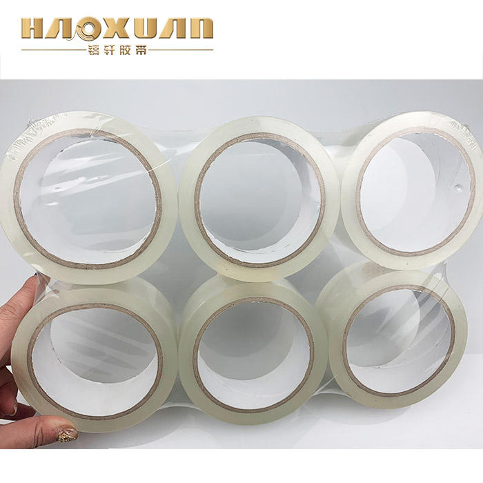 Cheap PVC / BOPP Adhesive Packing Sealing clear duct tape
