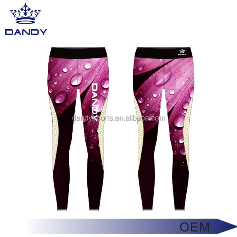 OEM tight ladies sexy sheet gym pants for fat woman