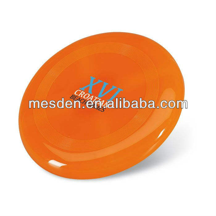 plastic flying disc for promotion